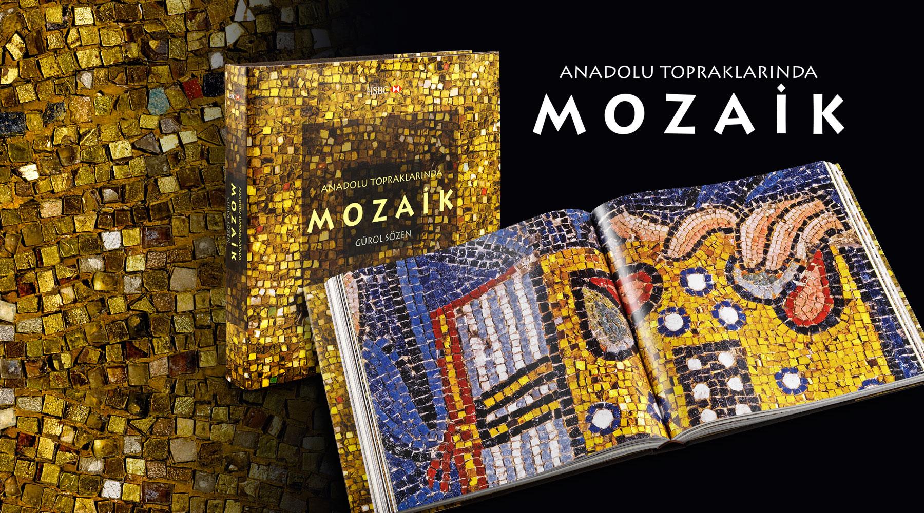 Anadolu Topraklarında Mozaik Kitabı, Satın al, ISBN: 605-5495-08-4