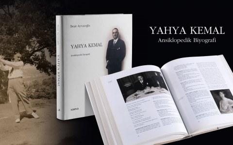 Yahya Kemal Ansiklopedik Biyografisi, Satın Al, Korpus Kültür Sanat ve Yayıncılık