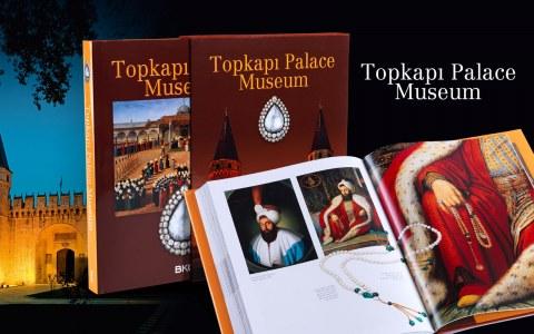 Topkapı Sarayı Müzesi Prestij Kitabı Satın Al, Korpus Kültür Sanat ve Yayıncılık