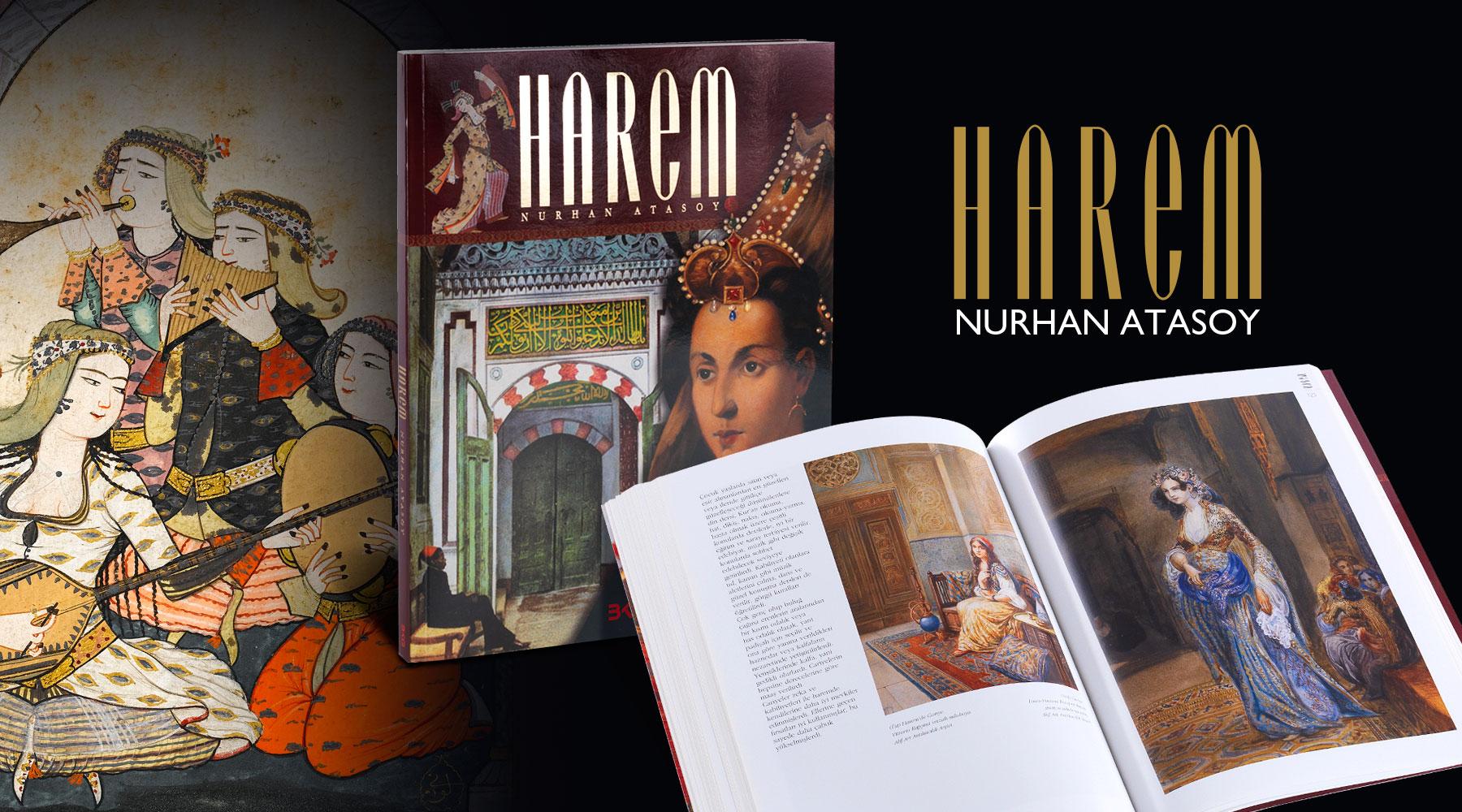 Harem - Nurhan Atasoy Kitabı Satın Al, Korpus Kültür Sanat ve Yayıncılık